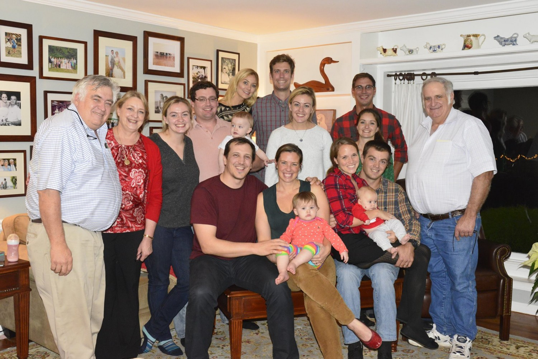 Pettit Family Christmas 2015